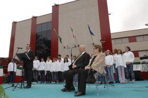 Istituto Tirinnanzi Legnano inaugurazione