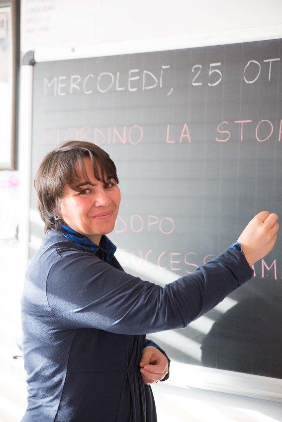 Anna Caterina VILLAROSA Primaria Arca Legnano