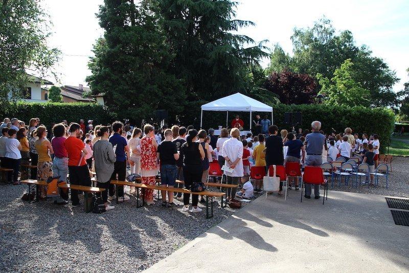 Festa fine anno alla Don Luigi Monza Cislago