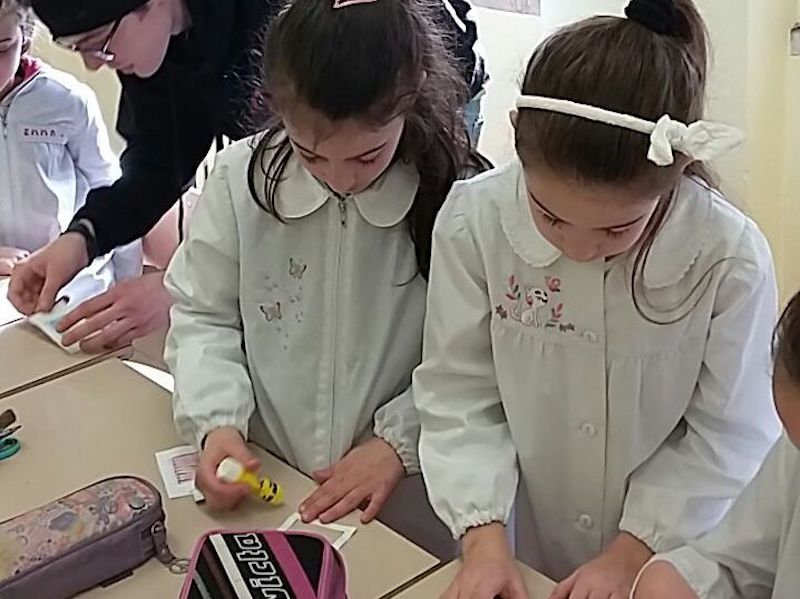Robotica Primaria Tirinnanzi Don Luigi Monza Cislago