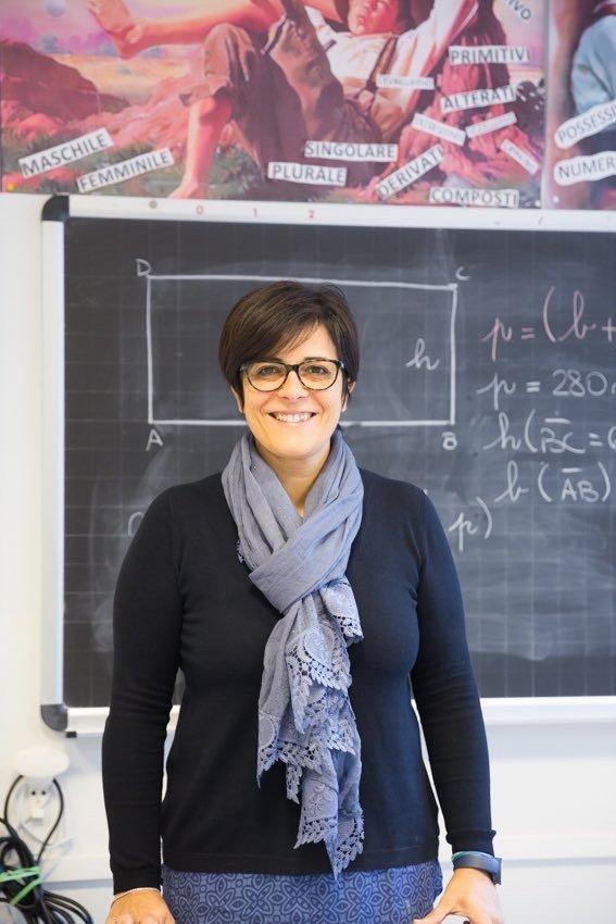 Simona PARINI Primaria Arca Legnano