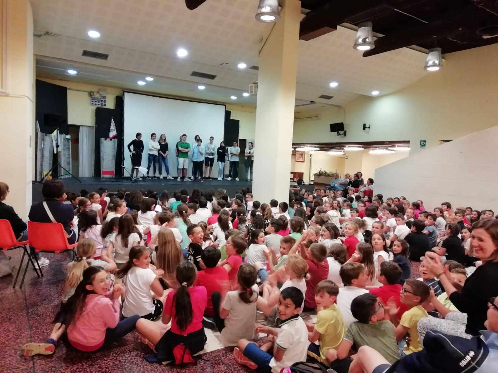 Vacanzina2018 Primaria Tirinnanzi L'Arca Don Luigi Monza
