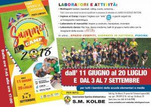 ASD Kolbe Summer Camp A5