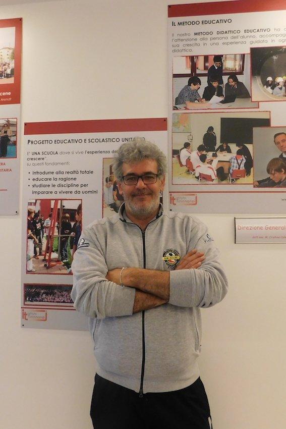 Andrea Colombo_IstitutoTirinnanzi_Legnano