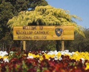 Benvenuti al MacKillop