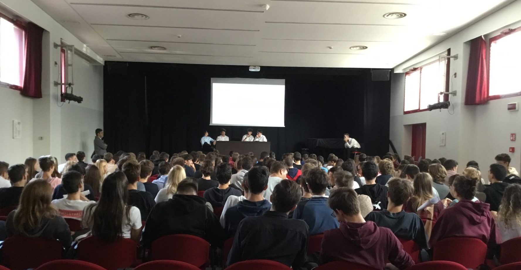 Elezioni dei rappresentanti degli studenti al Liceo Tirinnanzi