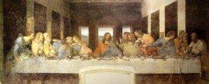 Ultima Cena - Leonardo da Vinci