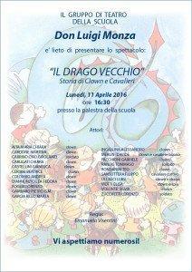 Il drago vecchio Don Luigi Monza A3