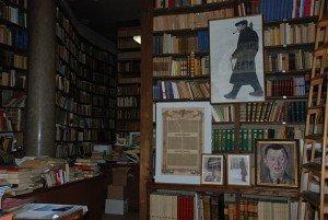 Libreria antiquaria di Umberto Saba