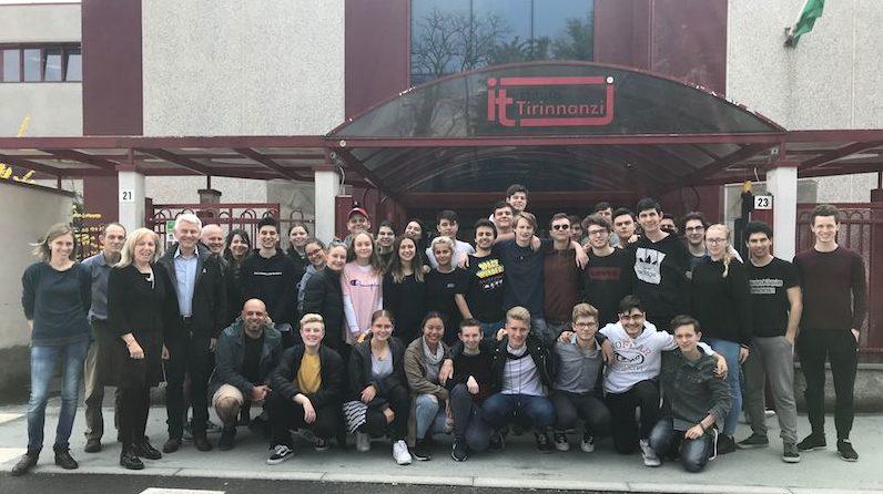 Liceo Tirinnanzi_gemellaggio_College Mackillop