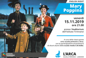 English Night 2019 Mary Poppins