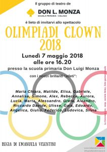 Teatro Olimpiadi DLM Cislago