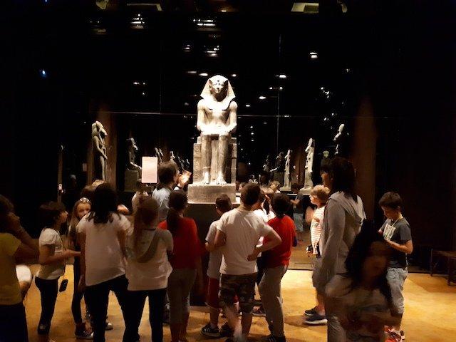 La Primaria Arca al Museo Egizio