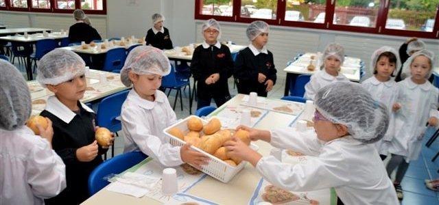 educazione alimentare Arca 2013 2