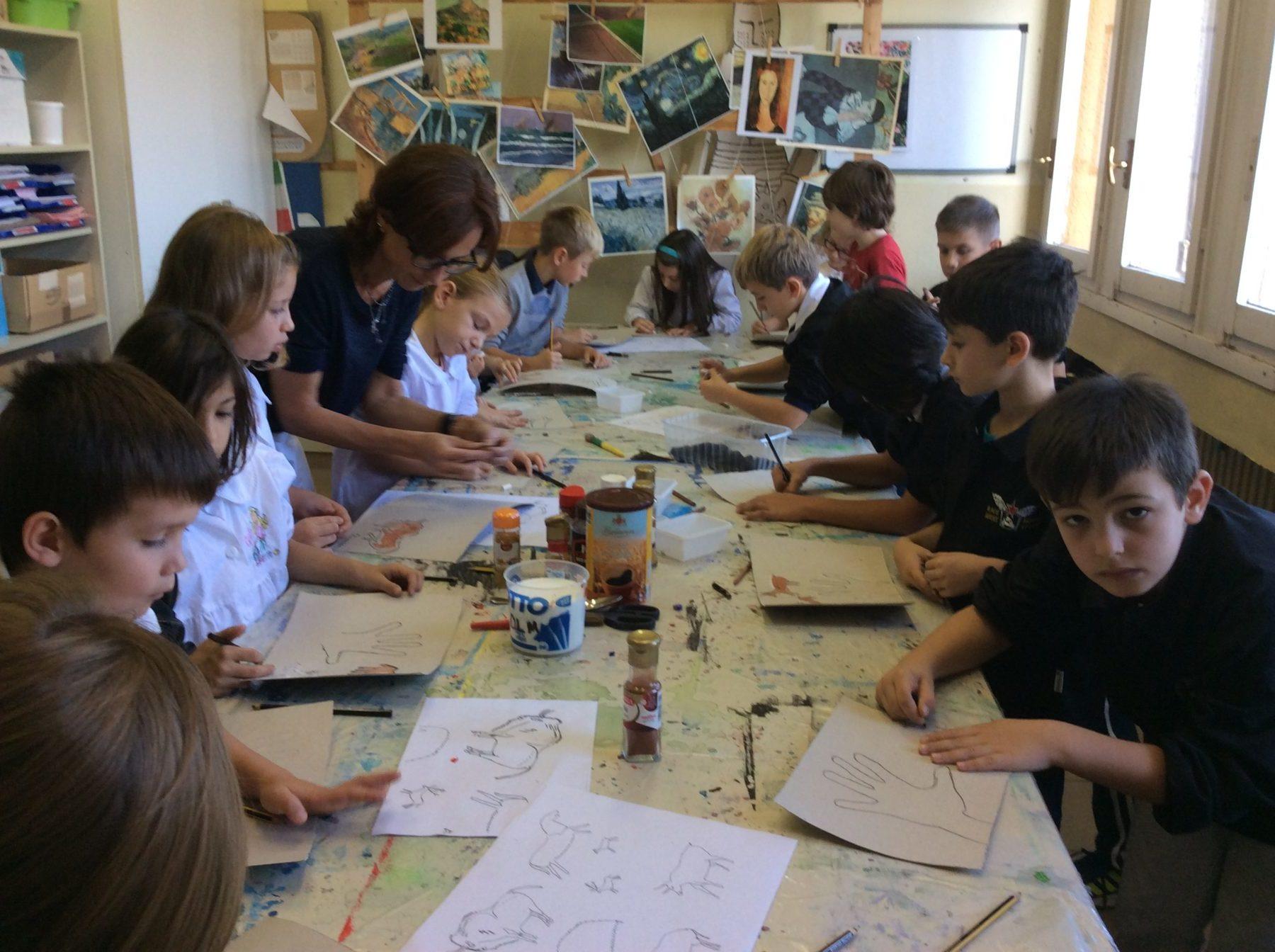 giornata preistorica_primaria legnano cislago
