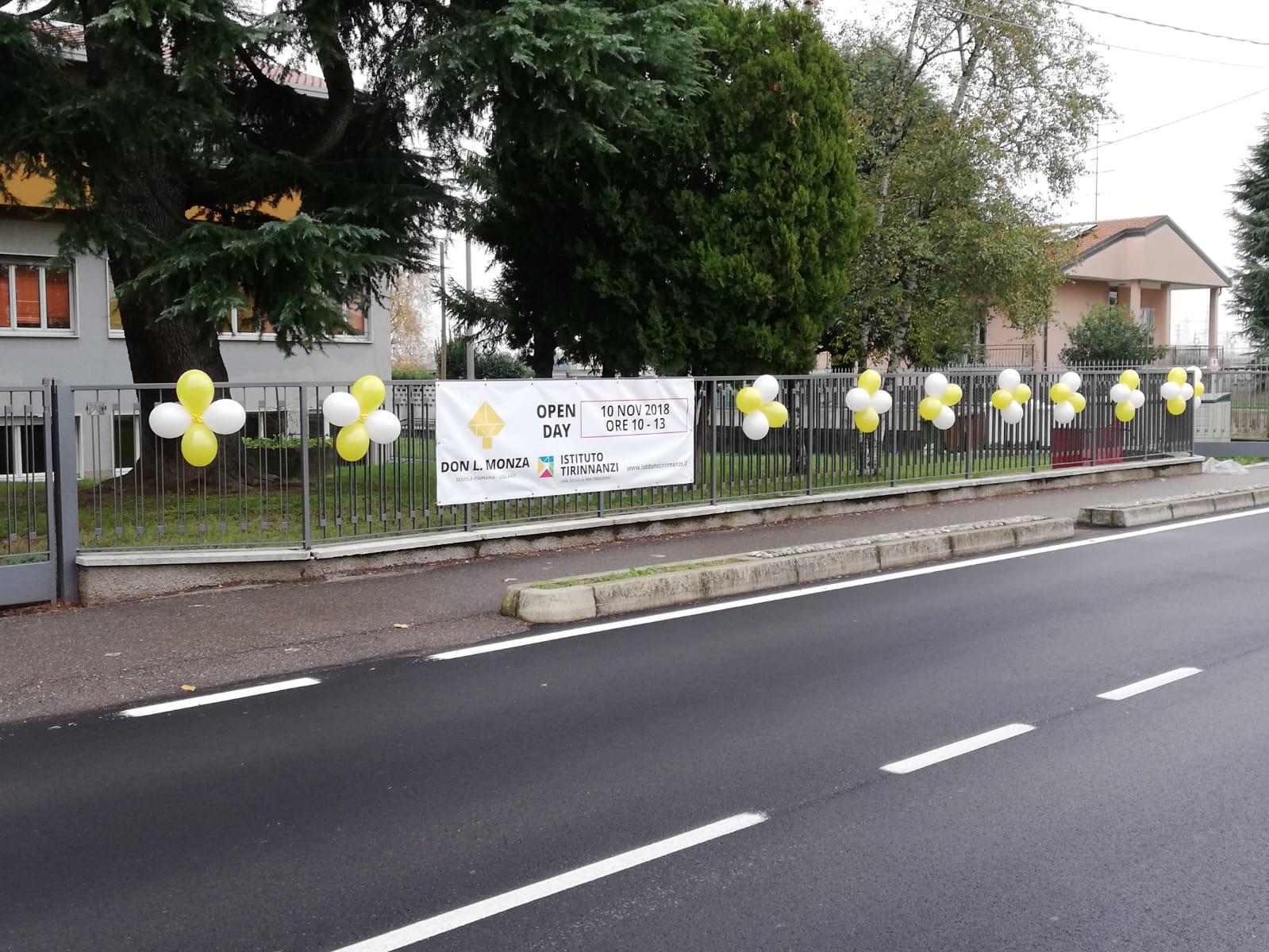 open day Scuola Primaria DLM