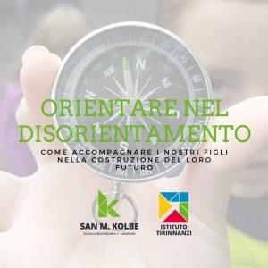 incontro su orientamento scuola superiore Legnano Tirinnanzi